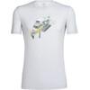 Icebreaker Tech Lite t-shirt Heren wit